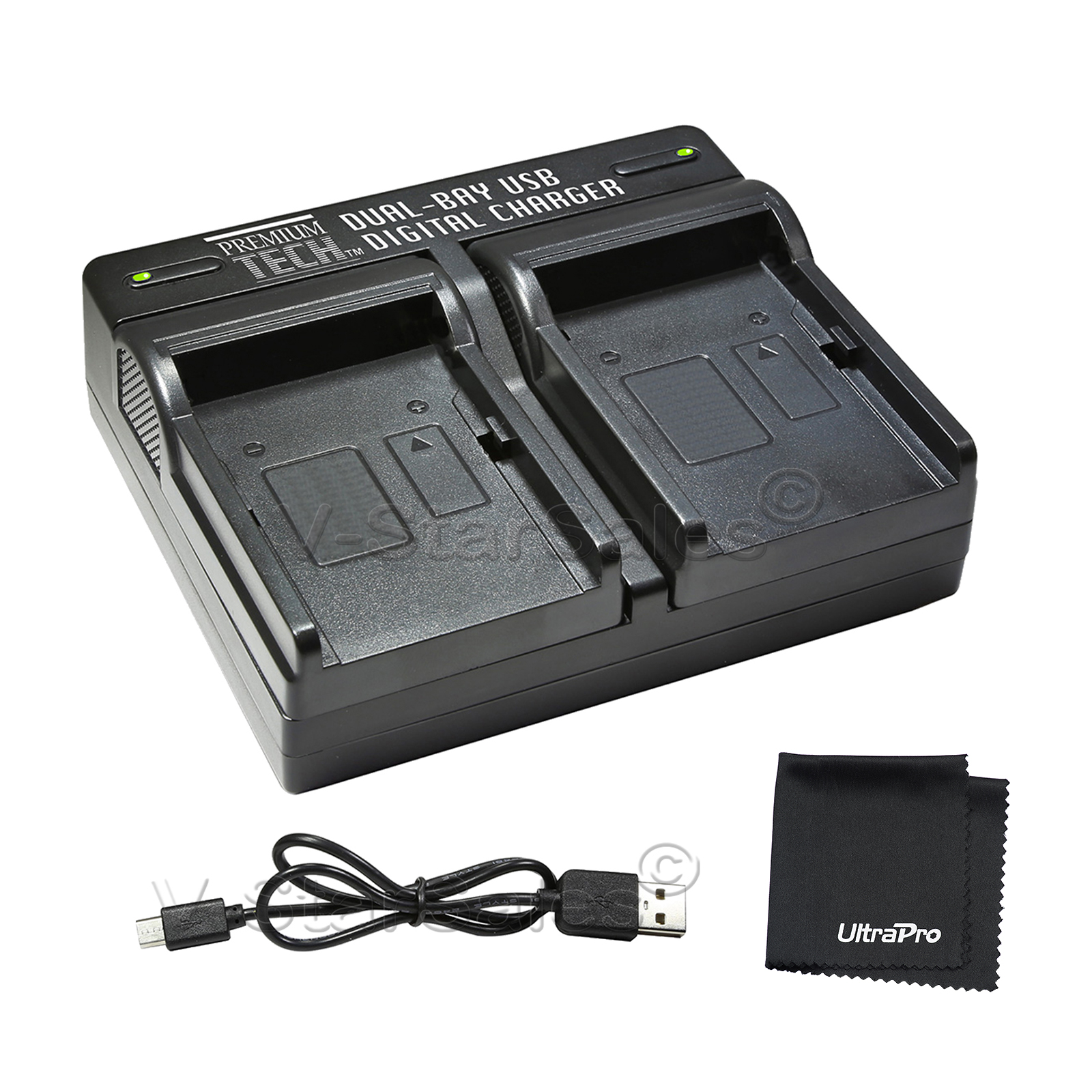 Usb Dual Port Charger For Nikon En El12 Enel12 Battery Ebay