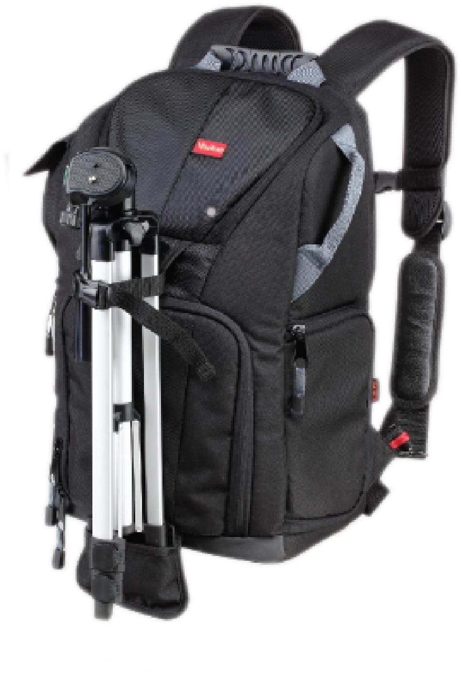 Vivitar DKS-18 Photo/SLR/Laptop Sling Backpack Small (18 x 11.5 x 8)